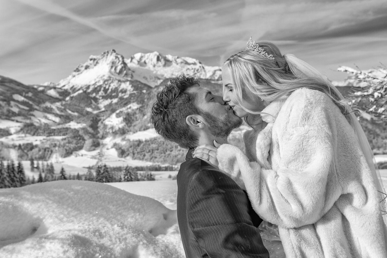 Hochzeitsfotografie Hochzeit Winterhochzeit